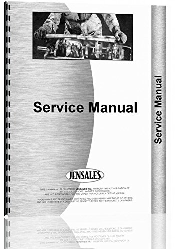 Case-IH 265 Tractor Service Manual from Jensales