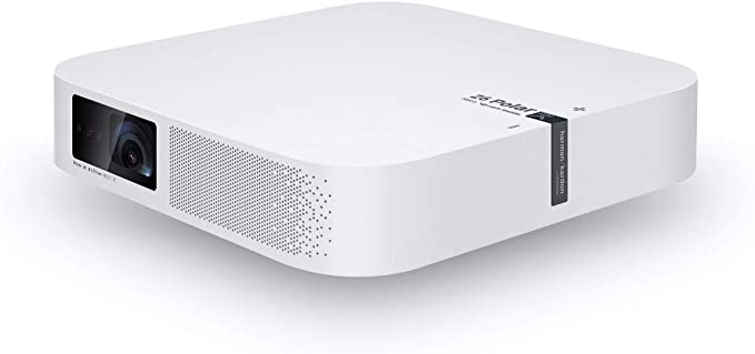 Z6 Polar Meets popIn Aladdin【大画面ホームシアター/未来のインテリア/学習コンテンツ/1920x1080フルHDプロジェクター/HDMI/オートフォーカス機能/harman kardonスピーカー搭載】