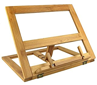 Greenco GRC2226 Bamboo Foldable Recipe Book Stand, Wood (B019QRHRP8) | Amazon Products