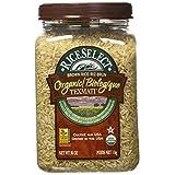 RICE SELECT Organic Brown Rice Jar, 1Kg