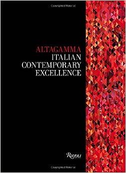 Altagamma: Italian Contemporary Excellence