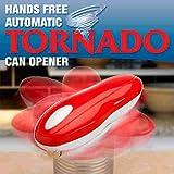 Tornado Can Opener - Hands-Free (Red)