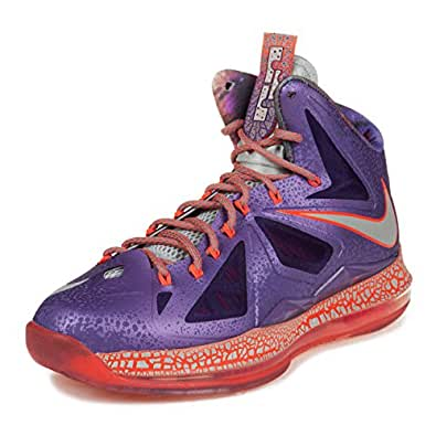 Nike LeBron 10 AS All Star Game - Houston (583108-500) (7.5 D(M) US)