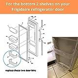 Door Bin Fit for Frigidaire Fridge - Door Shelf Fit