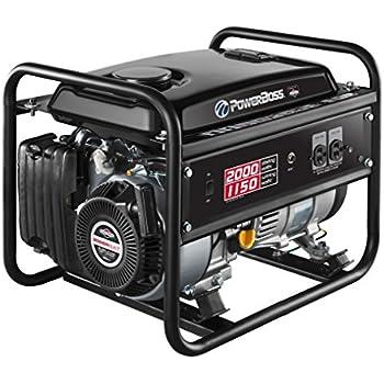Amazon Com Powerboss 30665 1150 Running Watts 2000