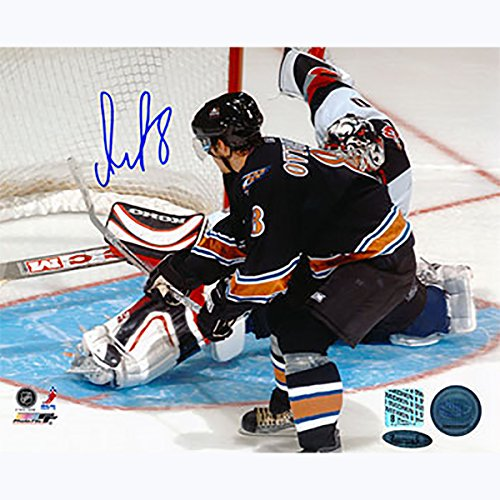 Alex Ovechkin Autographed Washington Capitals Top Shelf 8 Inches by 10 inches Photo Sport Authentix Authenitcated Capital Shelf