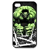 Unique Designer The Incredible Hulk Iphone 4 4s case Marvel Avengers Hulk plastic cover case by mcsharks