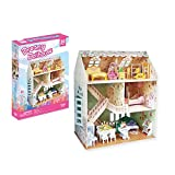 CubicFun P645h Dreamy Dollhouse 3D Puzzle, 160 Pieces