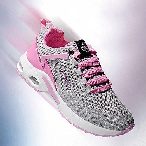 mujer ocio zapatos Zapatillas playa Mhc de para yoga jardín senderismo de transpirable de deportivas comodidad conducción ligeras de punto para lago correr barco zapatillas jardín deporte P1tPdYqw