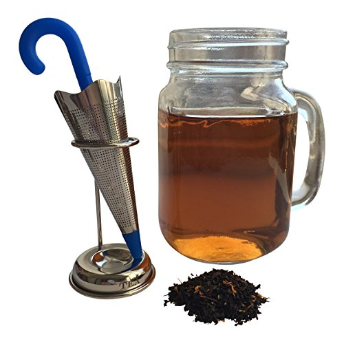 Cheap Umbrella Tea Infuser - Stainless Steel with Cute Tea Infuser Stand for Easy Storage & Display ...