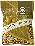 Mareblu Naturals Cashew Crunch, 1.25-Ounce Bags (Pack of 10)