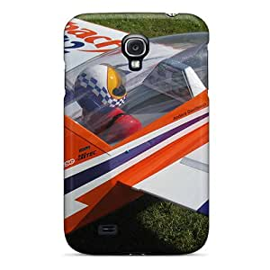 RprACpB3911HEUUR Tpu Case Skin Protector For Galaxy S4 Model Airplane With Nice Appearance