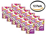 PACK OF 15 - Purina Friskies Party Mix Crunch Kahuna Cat Treats 6 oz. Pouch