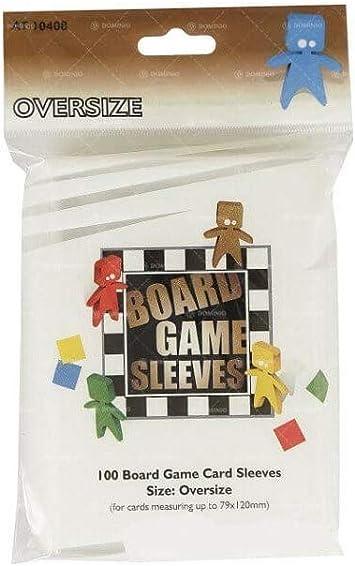 Funda boardgame Dragon Shield oversiz 82x124 (100): Amazon.es: Juguetes y juegos
