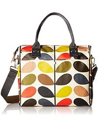 Multi Stem Zip Messenger Shoulder Bag