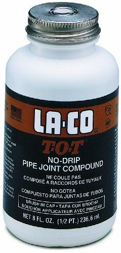 LA-CO T-O-T Pipe Thread Compound, 350 Degree F Temperature, 5lbs ()