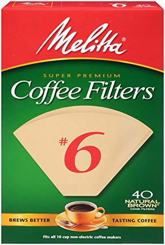 no 6 coffee filter - 1