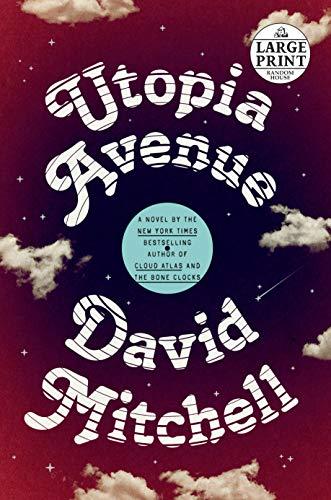 Book Cover: Utopia Avenue: A Novel