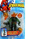 The Amazing SpiderMan Action Figure Flame Launch Mad Jack