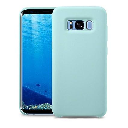 Leton Funda para Samsung Galaxy S8, Líquido de Silicona ...