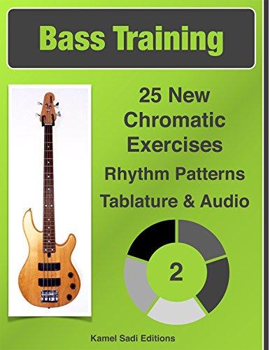 - Bass Training Vol. 2: 25 New Chromatic Exercises