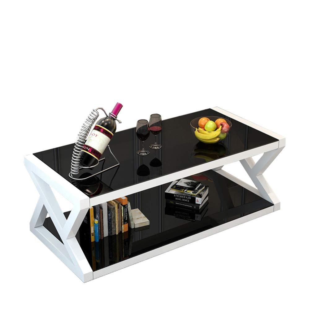 Amazon.com: Mesa de café rectangular en sala de estar ...