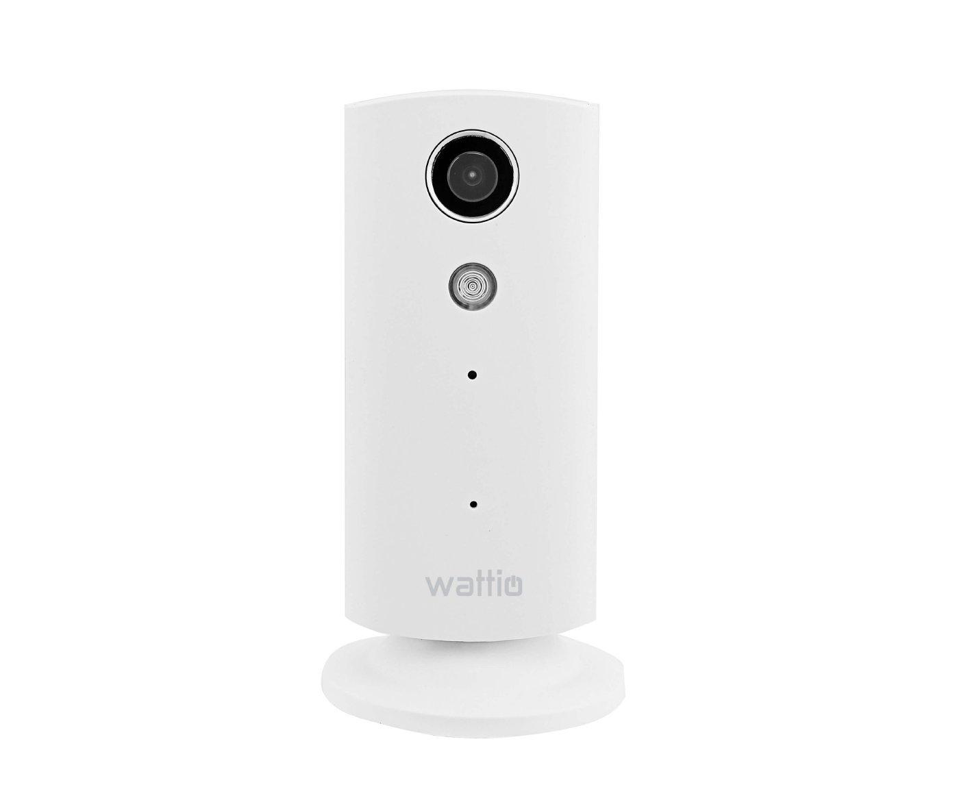 Wattio CAM Cámara de seguridad compatible móvil smartphone