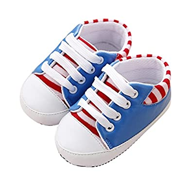 Mother & Kids Brilliant Kids Infant Baby Boys Girls Soft Soled Cotton Crib Shoes Casual Laces Anti-slip Prewalkers Online Discount Baby Shoes