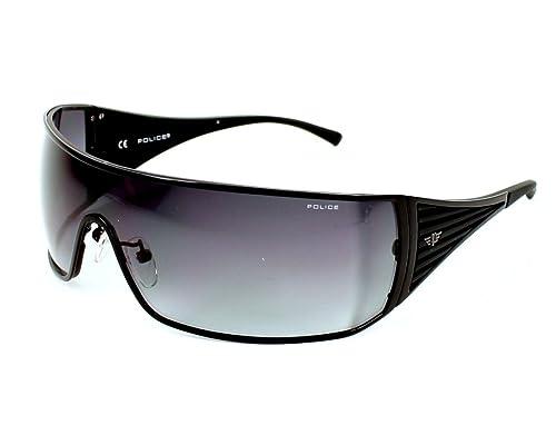 Amazon.com: anteojos de sol Police S 8648 0530 metal ...