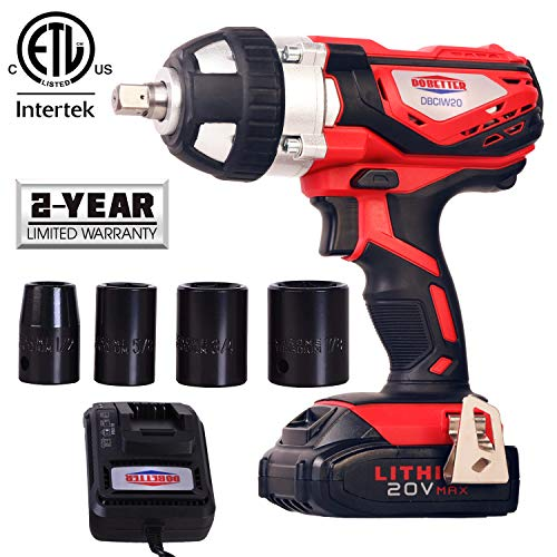 516oC6s4bWL Battery Operated Impact Wrenches: Your Two Best Options