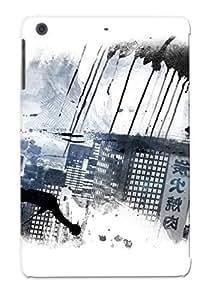Premium pc The Wolverine Buildings White City Asian Cover Skin For Ipad Mini/mini 2
