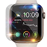 Botrong 2Pack Explosion-Proof TPU Screen Protector Film for Apple Watch Series 4 (40mm)