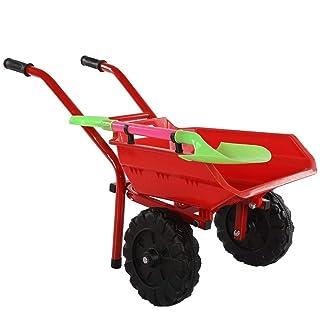 Yousheng Passeggiatore di Bambino 2-3-5 Anni del Bambino del Ragazzo del Carrello della Ragazza del Giocattolo della Grande del Bambino Il Bulldozer del Bambino (Colore : Blu)