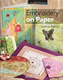Embroidery on Paper, Cynthia Rapson, 1844482324
