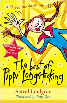 The Best of Pippi Longstocking: Three Books in One: Amazon