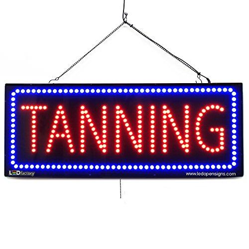 - Large LED Window Open Sign -