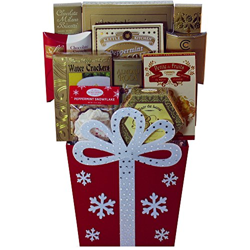 Joy To The Season Christmas Holiday Gift- Red