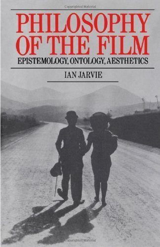 Philosophy of the Film: Epistemology, Ontology, Aesthetics by Ian Jarvie (1987-08-10) por Ian Jarvie