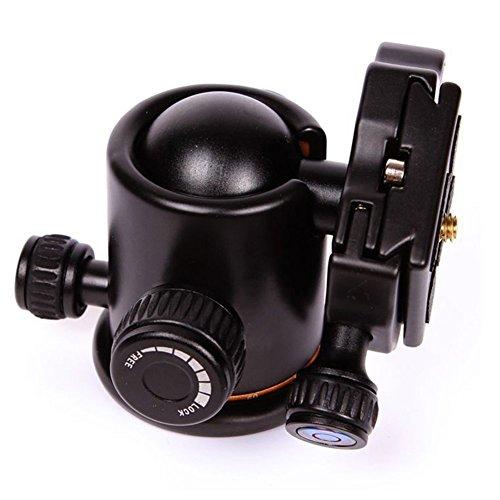 Morjava MJ-02 360℃ Aluminum Ball Head for Camera Tripod Monopod