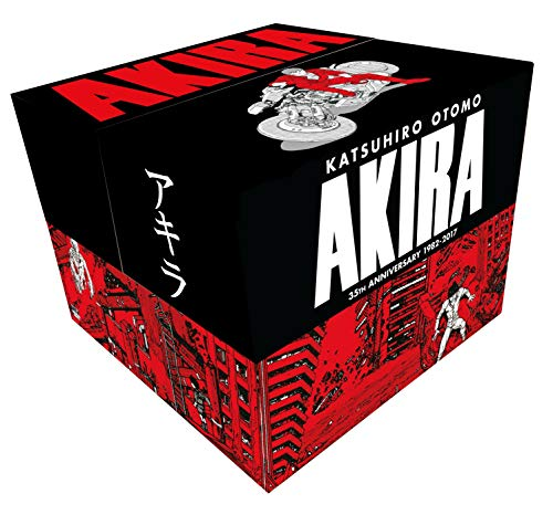 Akira 35th Anniversary Box Set
