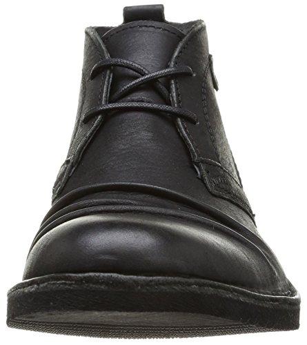 Uomo Scarpe 8 stringate Jecho2 Noir Noir Kickers Nero qv1tUgxPw