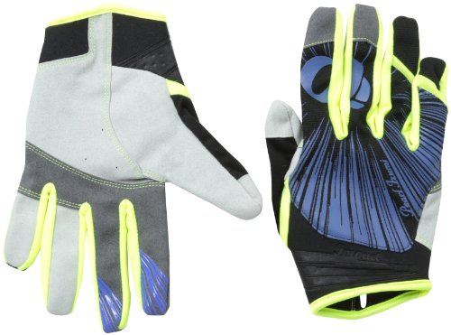 Spandex Gloves Izumi Pearl (Pearl Izumi Women's W Impact Glove, Dazzling Blue, X-Large)