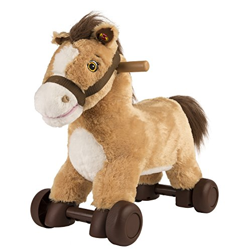 Rockin' Rider Charger 2-in-1 Rocking Pony (Discontinued by manufacturer)
