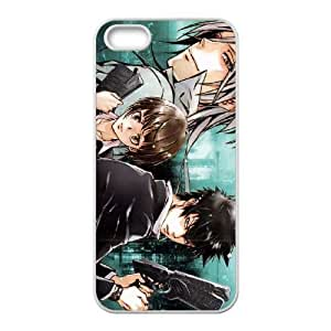 HD exquisite image for iPhone 5 5s Cell Phone Case White psycho pass Popular Anime image WUP8096125
