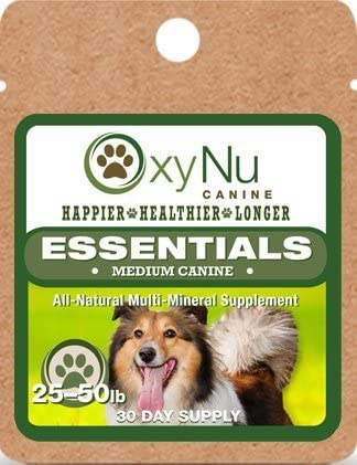 OxyNu Canine Essentials