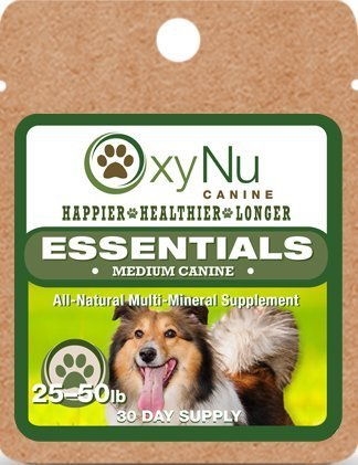 OxyNu Canine Essentials (X-Large, Green)