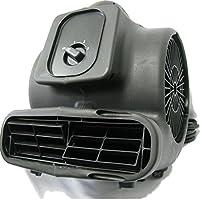 DriStorm Mini Air Mover w/GFCI 1/5Hp - Black