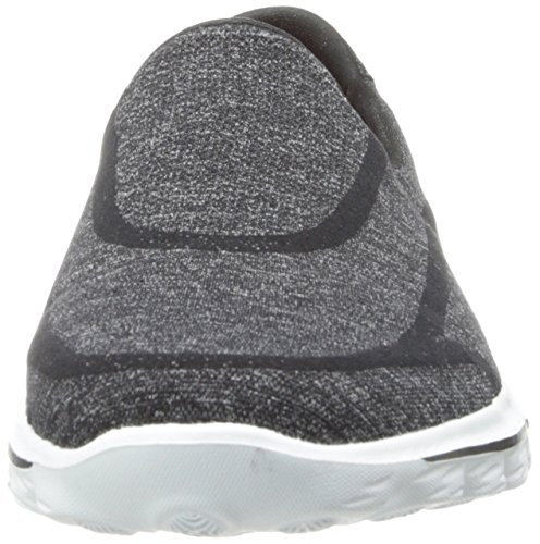 Bkw 2 Gowalk Skechers Mode Supersock Negro Femme Baskets T6nwPqB