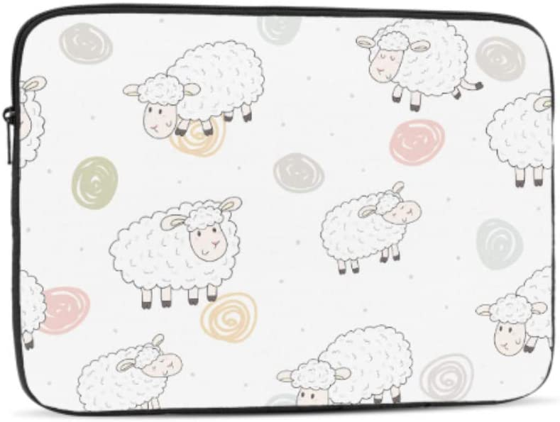 Sports Animation Sheep Pattern Neoprene Sleeve Pouch Case Bag for 11.6 Inch Laptop Computer Designed to Fit Any Laptop//Notebook//ultrabook//MacBook with Display Size 11.6 Inches