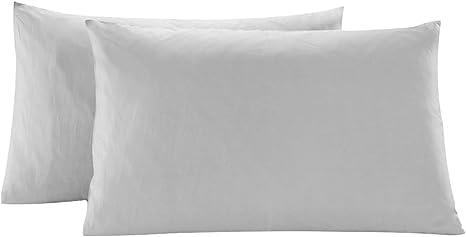 King Size Pillowcase Home Decor Pillowcase French Seam Pillowcase Bedroom Decor